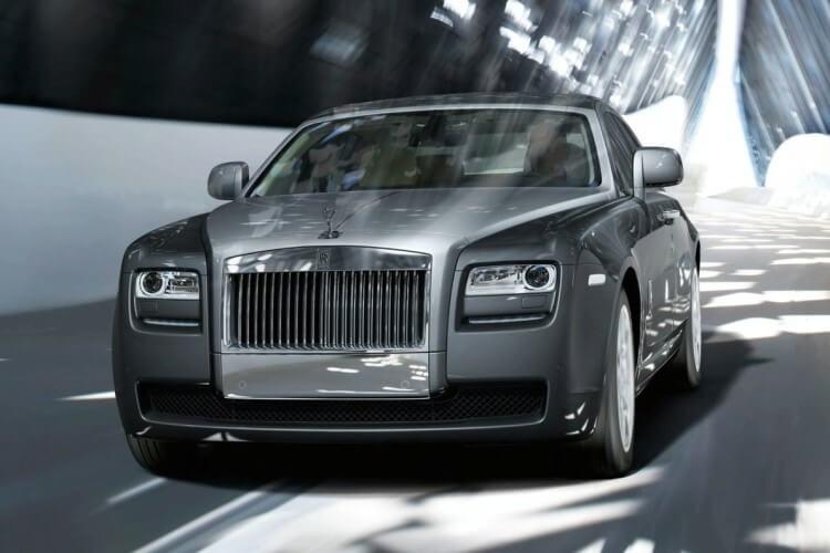 2010 Rolls Royce