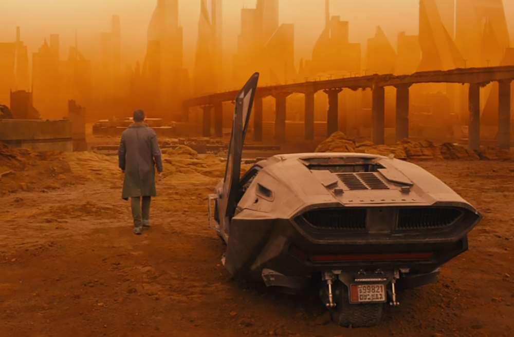 Blade Runner Car