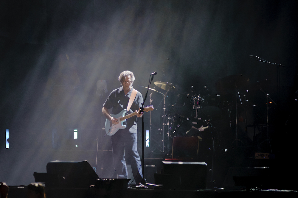 Eric Clapton Cars