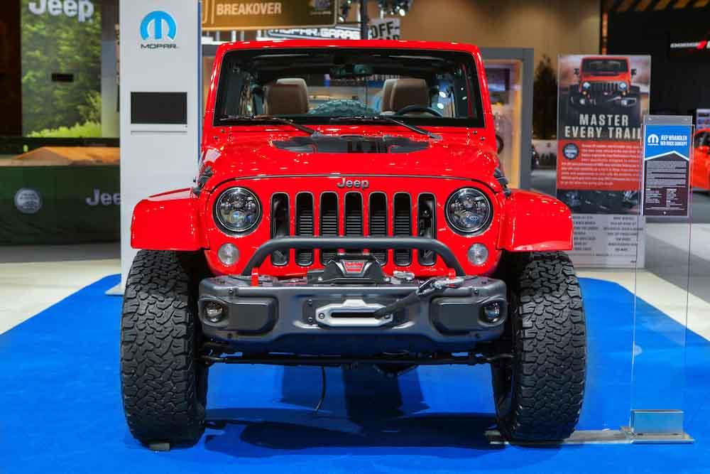 Info Jeep History