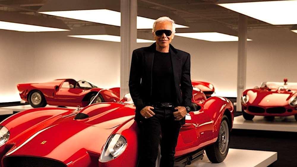 Ralph Lauren Car Collection When Style Taste Create Perfection