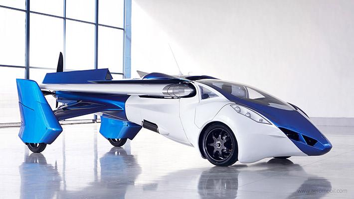 flying car unique transportation