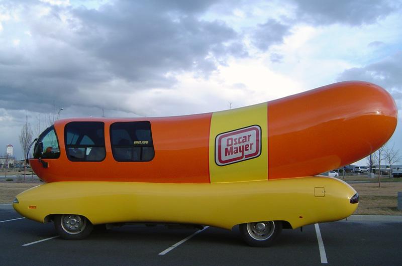 weird cars unusual hotdog shearcomfort n01 mcgee matt flickr